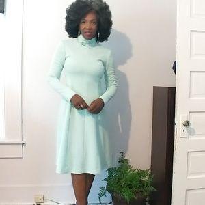 🌹Vintage Ice Blue Dress Coming Soon!